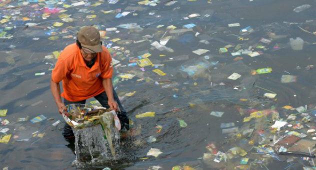 Угроза загрязнения в зоне подтопления