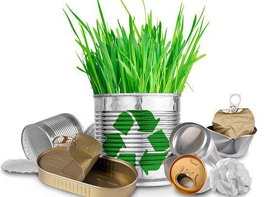 Возможности повторной переработки металлов