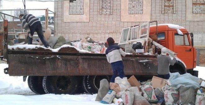 Зачем необходим вывоз мусора