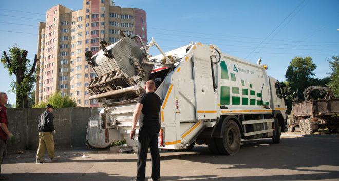 Зачем необходим вывоз отходов