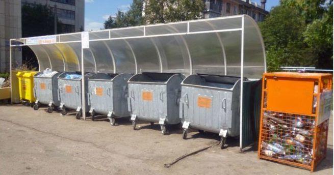 Емкости для мусора