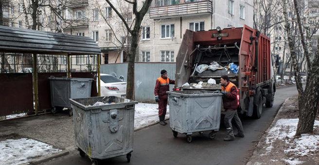 Контейнеры-мусоросборники