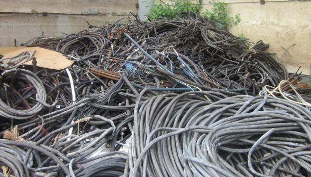 Провода на лом