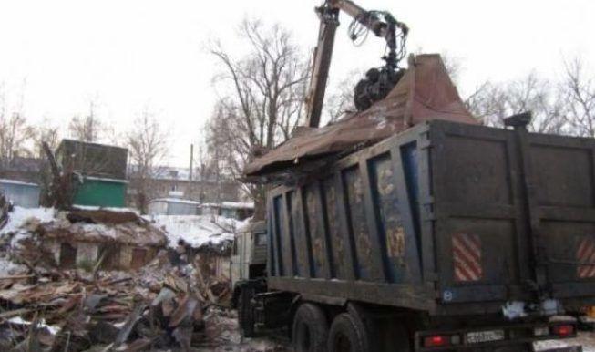 Сдать металлолом с вывозом