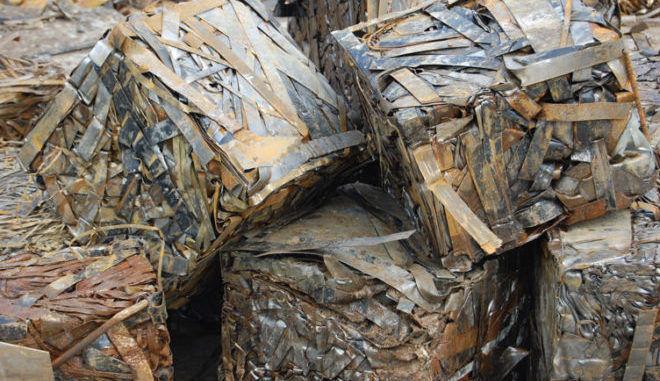 Вторичная переработка металлов