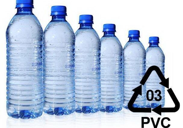 Пластиковые бутылки и маркировка