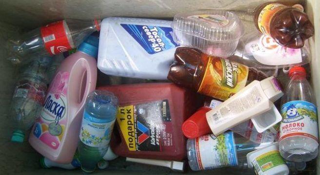 Пластиковые упаковки на сдачу