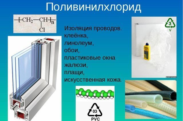 Поливинилхлорид Изоляция проводов