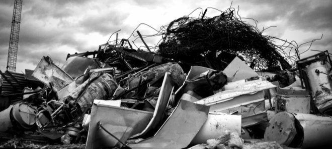 Черный металл принимают на любых пунктах приема так как он менее опасен для окружающей среды