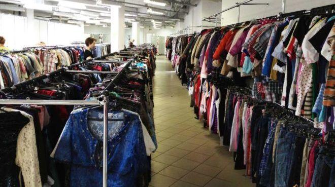 Комиссионные магазины всегда будут рады принять вашу старую одежду