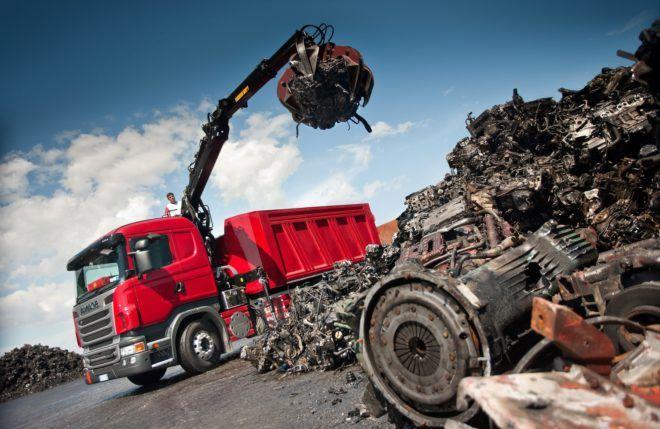 Сбор и переработка металлолома в России