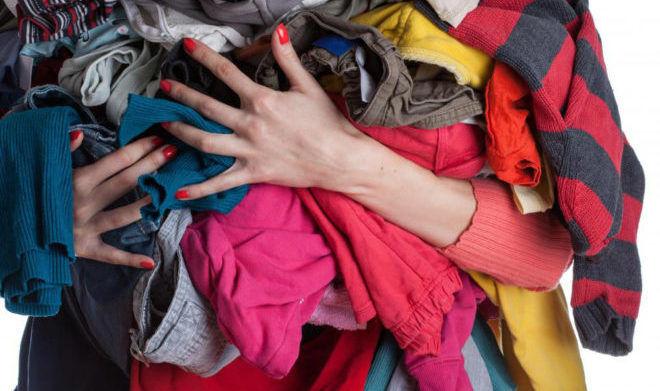 Сдать одежду в России