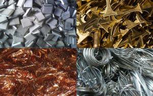 Цветные и черные металлы