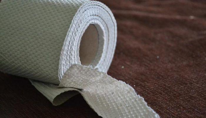 Использованная туалетная бумага