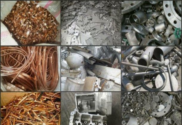 Классификация металлолома