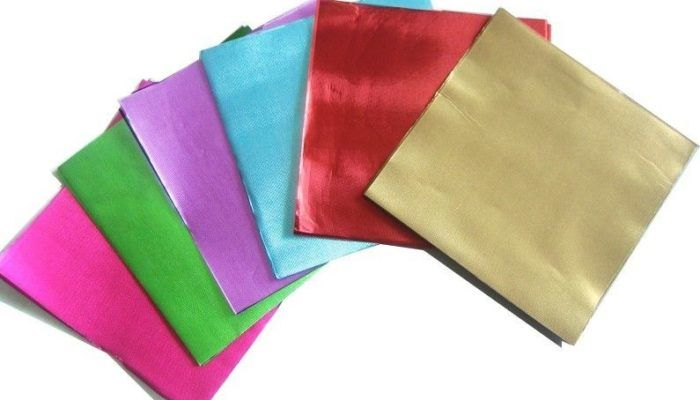Отходы упаковочной бумаги