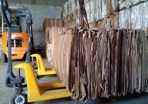 Подбор складского помещения под макулатуру