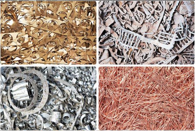 Разновидности металлолома