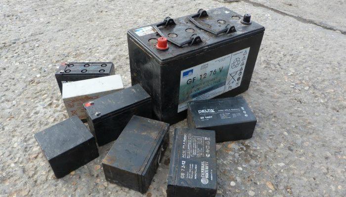 Аккумуляторы - источники свинца