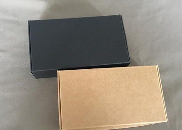 Черная и коричневая бумага - марка 12В