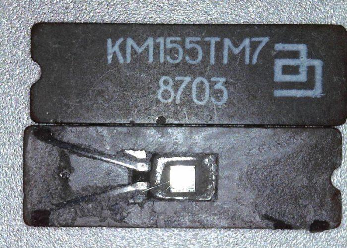 КМ155ТМ7