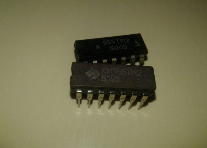 КМ555ТМ2