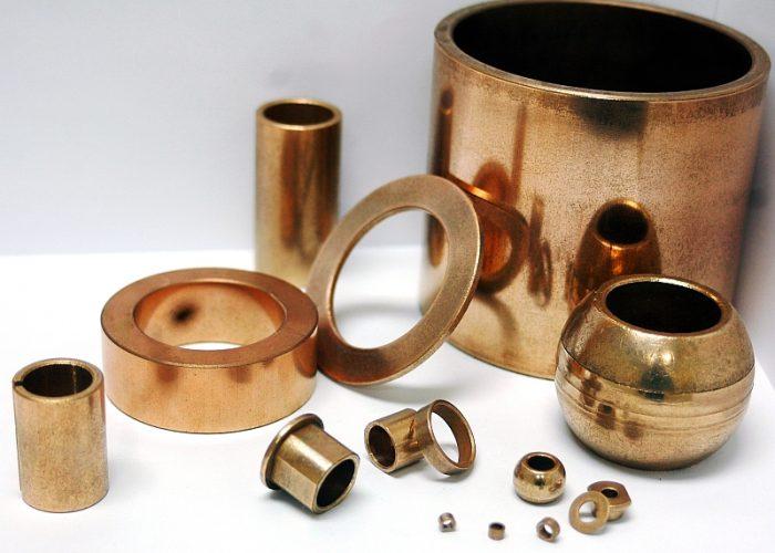Медные сплавы - бронза и латунь