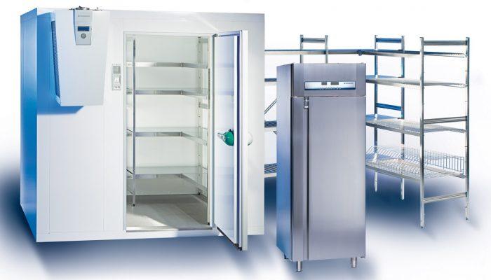 Морозильные камеры - источники алюминия