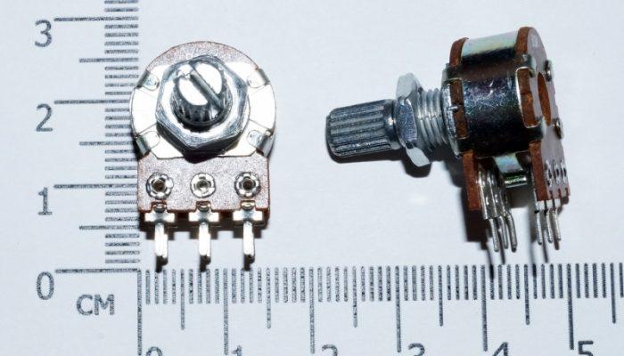 Резистор 5К