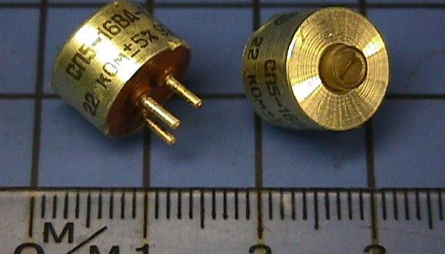Резистор СП5