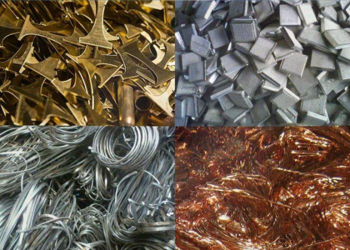 Сортировка металла по видам