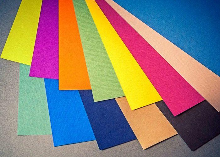 Цветная бумага - марка 13В