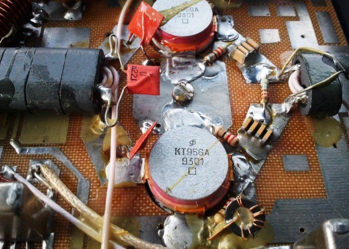 Транзистор КТ956А